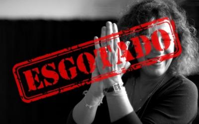 ESGOTADO!!! Q&A com Patrícia Vasconcelos